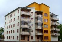 Eskilstuna: TK-Gruppen fick nöjet att för PEAB leverera PVC-fönster till två nyproduktionsprojekt i Eskilstuna. BRF Tunavallen där ca. 600 PVC-fönster och dörrar i röd kulör levererades.