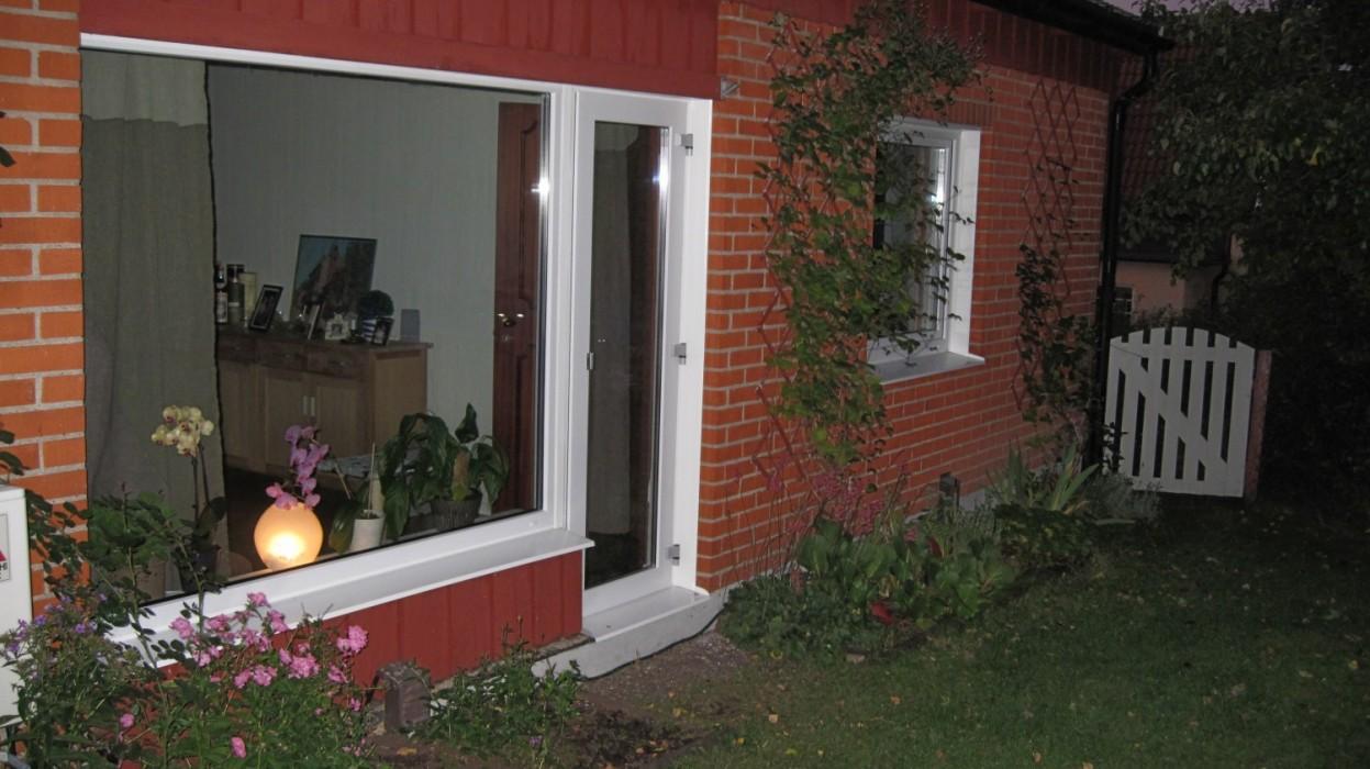 Fönster underhållsfria fönster : Villor   TK Fönsterbyte
