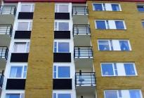 Bergsjön: Leverans och montering av PVC-fönster till flera fastigheter i Bergsjön, Göteborg.