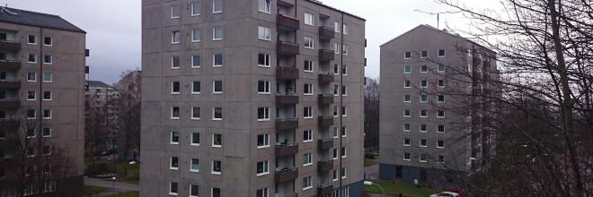 Fönsterbyte på hyresfastigheter Göteborg Kungsbacka mfl
