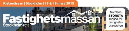 Fönsterbyte i Stockholm? Besök oss på Fastighetsmässan i Kista 18-19 mars!