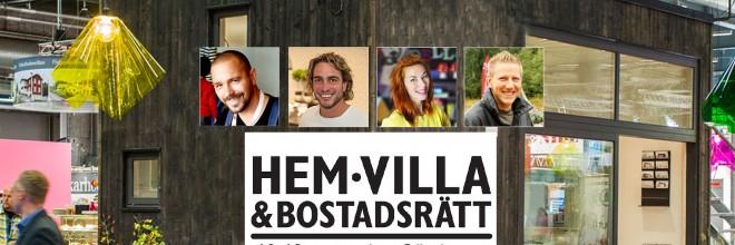 Fönsterbyte på gång? Besök oss på Hem & Villa i Göteborg!