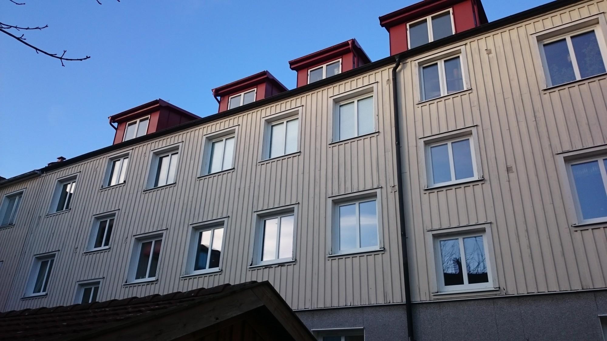 Byta fönster bostadsrättsförening