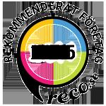 TK-gruppen fönsterbyte Reco 2015 rekommenderat företag