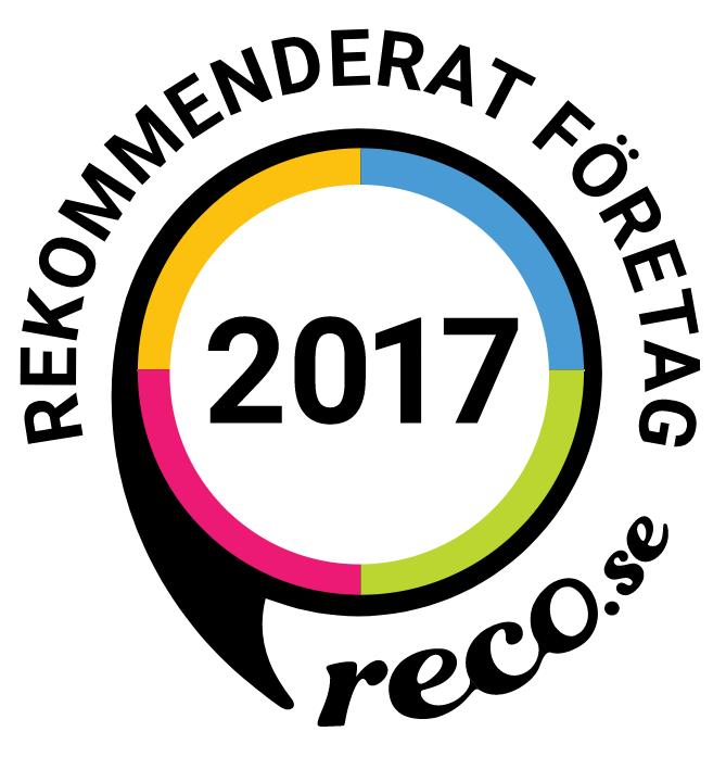 TK-gruppen fönsterbyte Reco 2017 rekommenderat företag
